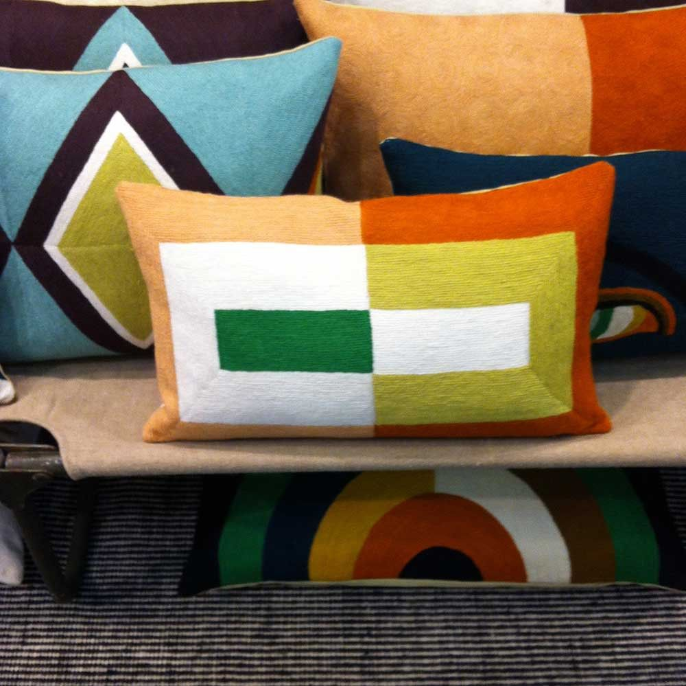 Lindell & Co Cushions | Chiara Colombini