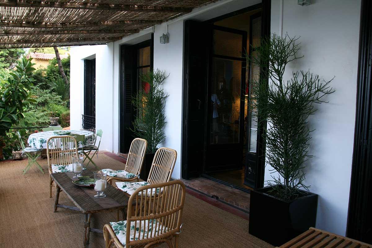 Villa Santo Sospir - The Terrace