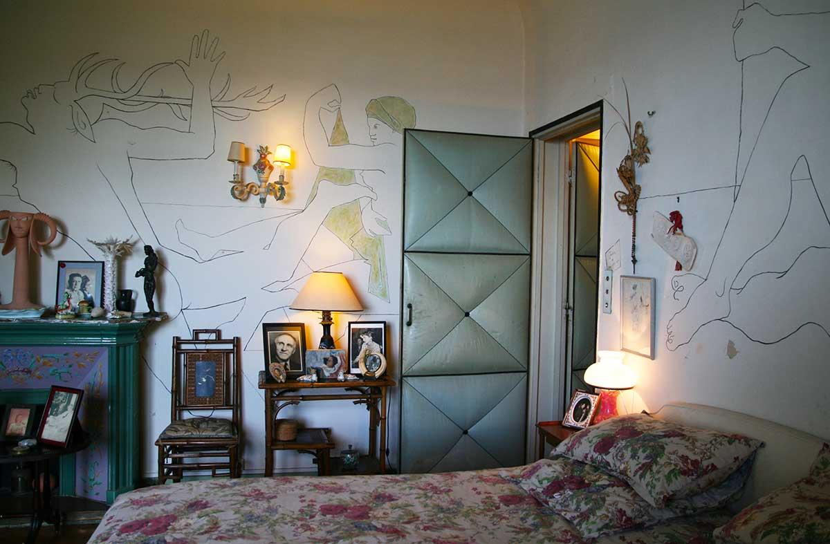 Bedroom Villa Santo Sospir