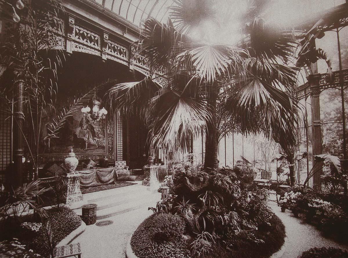 Jardin d'Hiver, Musée Henner