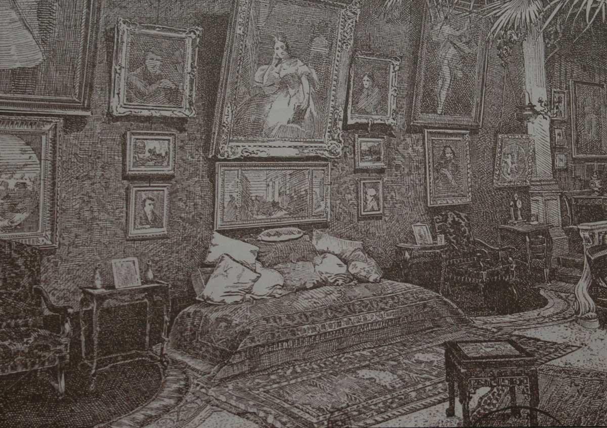 Musée Henner, Living Room