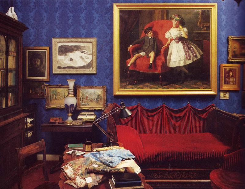 How To Decorate Like A Modern Day Renzo Mongiardino