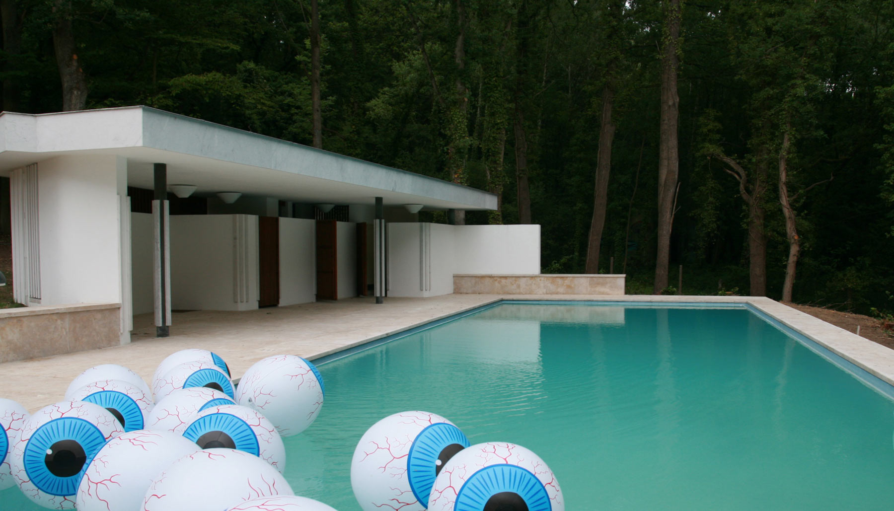 The Alvar Aalto Swimming Pool Maison Louis Carr 233 Chiara