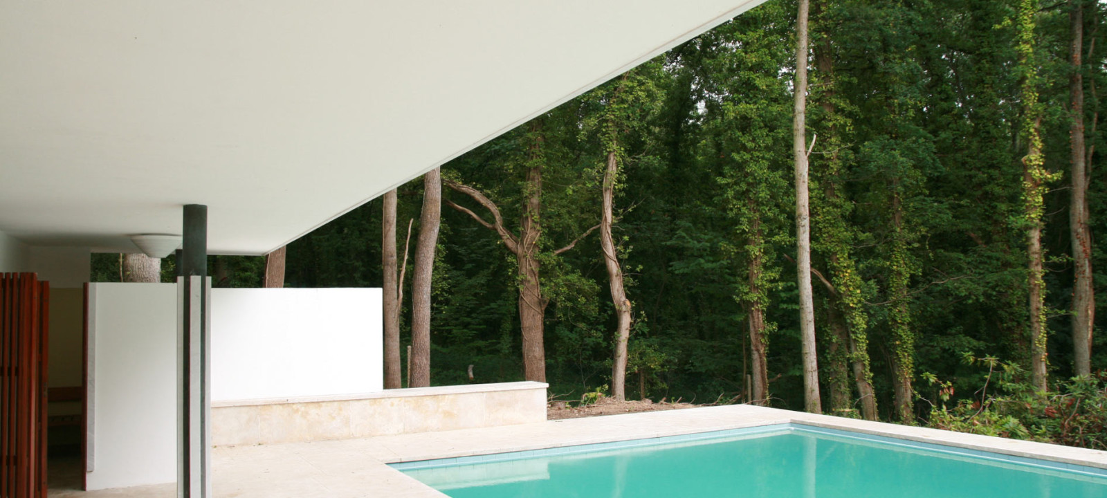 The Alvar Aalto Swimming Pool Maison Louis Carr 233 Chiara Colombini