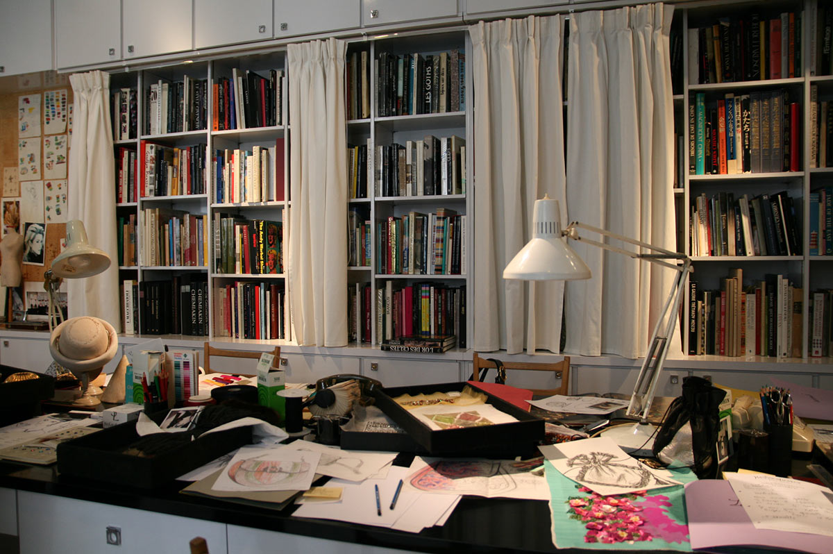 The Studio - Yves Saint Laurent Museum