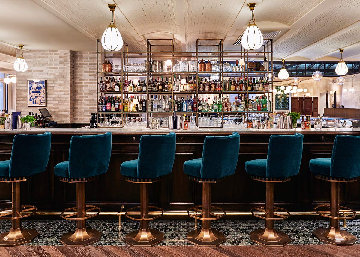 The Bar, The Hoxton Paris