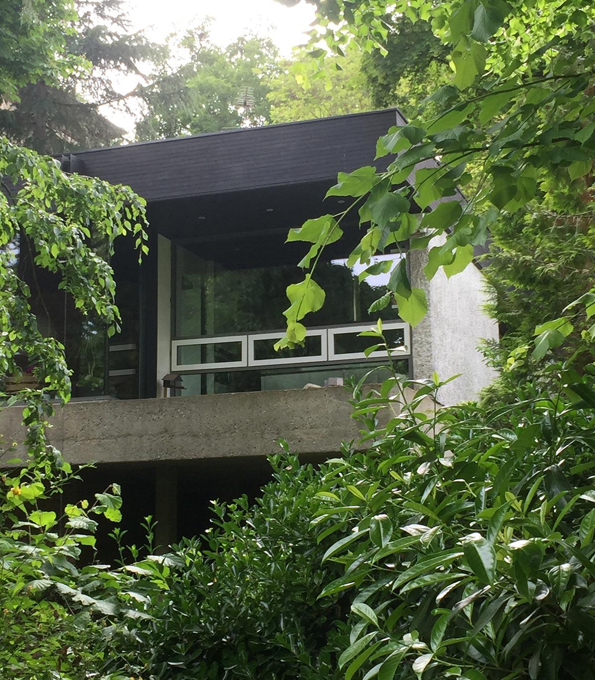 Dirk Jan Rol, Meudon House